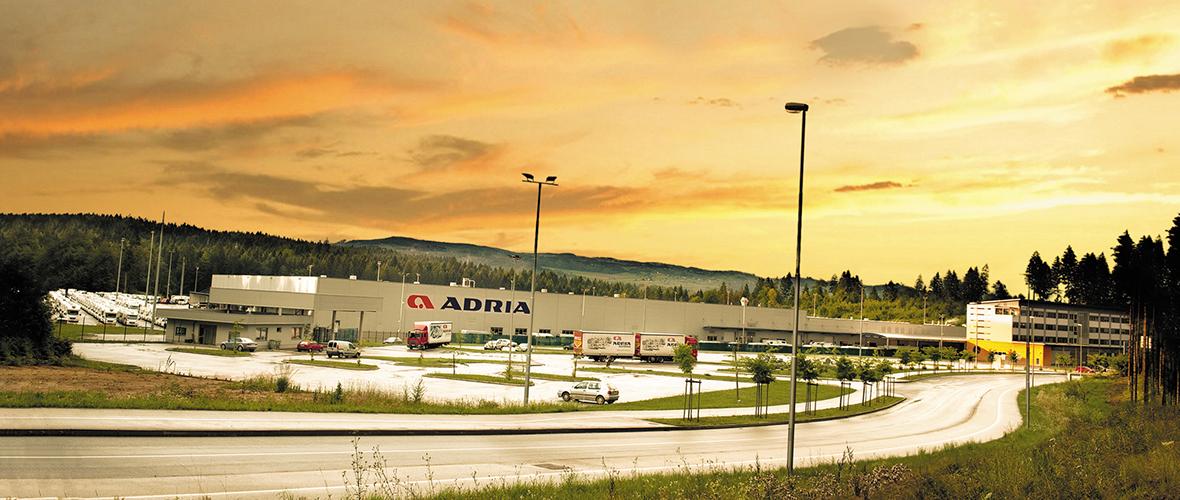 Adria-Mobil – über 50 Jahre Erfahrung